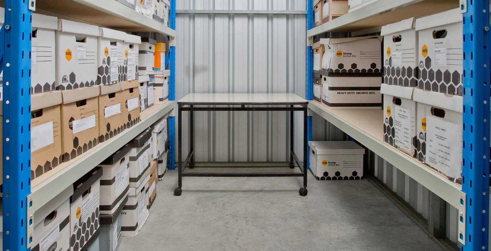 Choosing the right kind of storage services